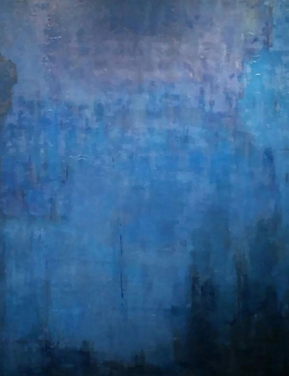 Lifespring︱162.2x130.3cm, Mixed media