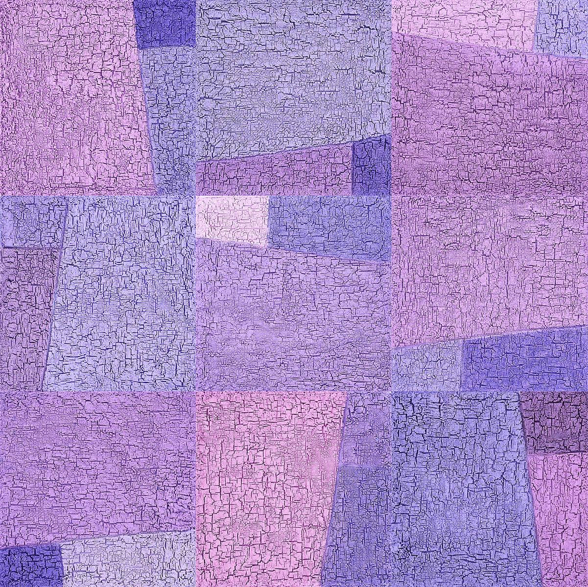 공존-밀알의 숲 150S︱181.8×181.8cm, Mixed materiais︱2020