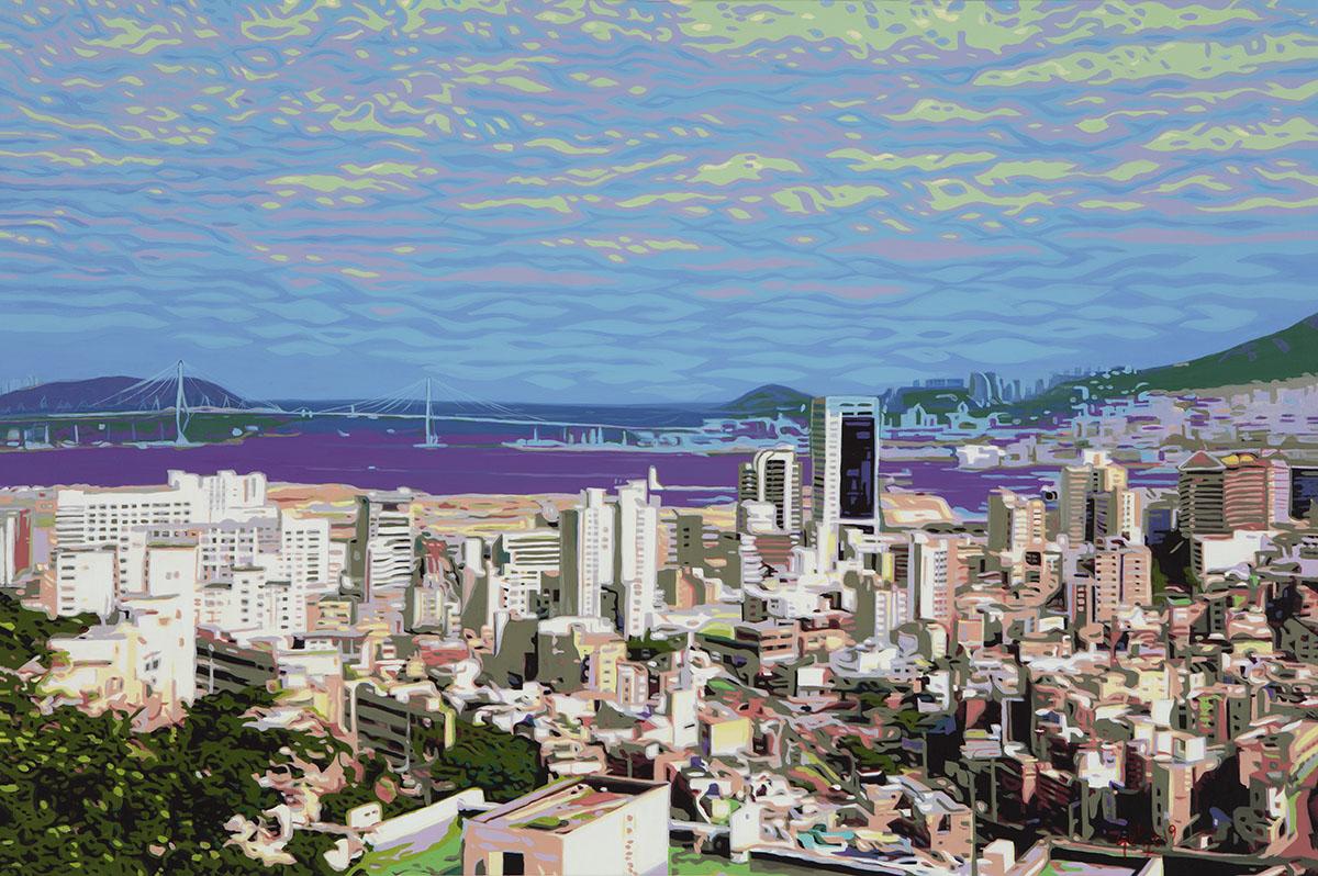 Life19-17︱60.6×91.0cm, Acrylic on Canvas︱2019