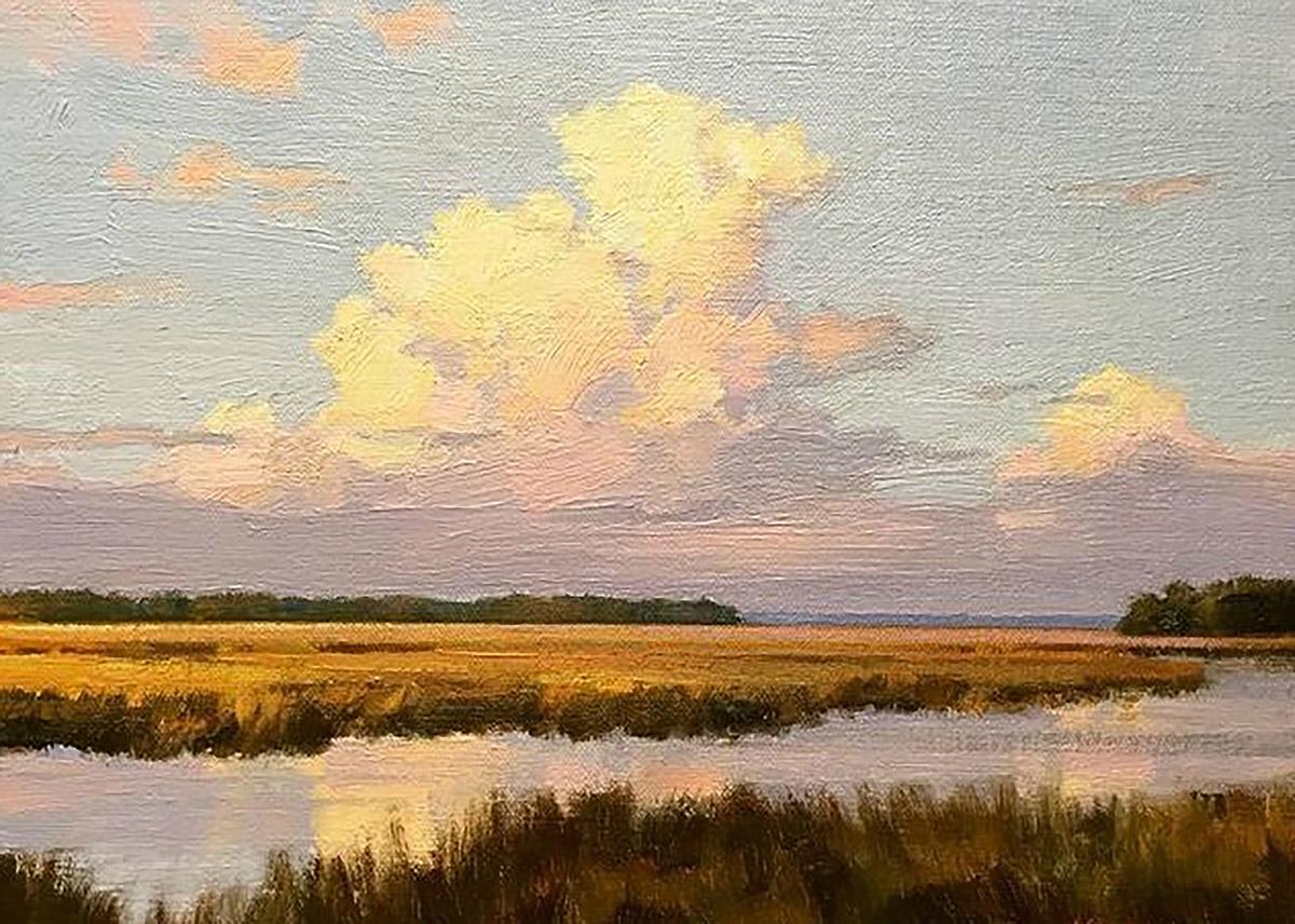 추억속의 자연︱53.0x40.9cm, Oil on canvas