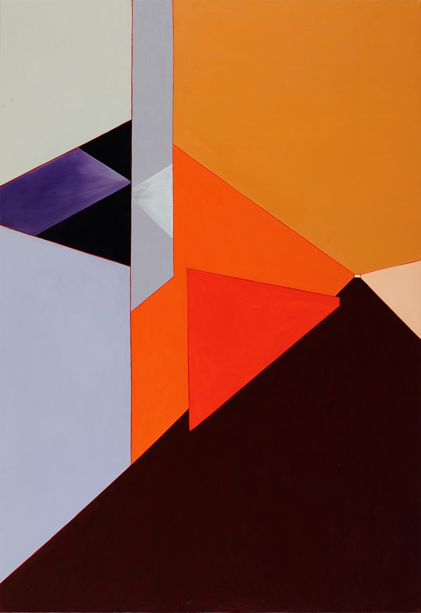 벽(壁)에 관하여Ⅱ︱162.2x112.0cm, Oli on canvas︱2020