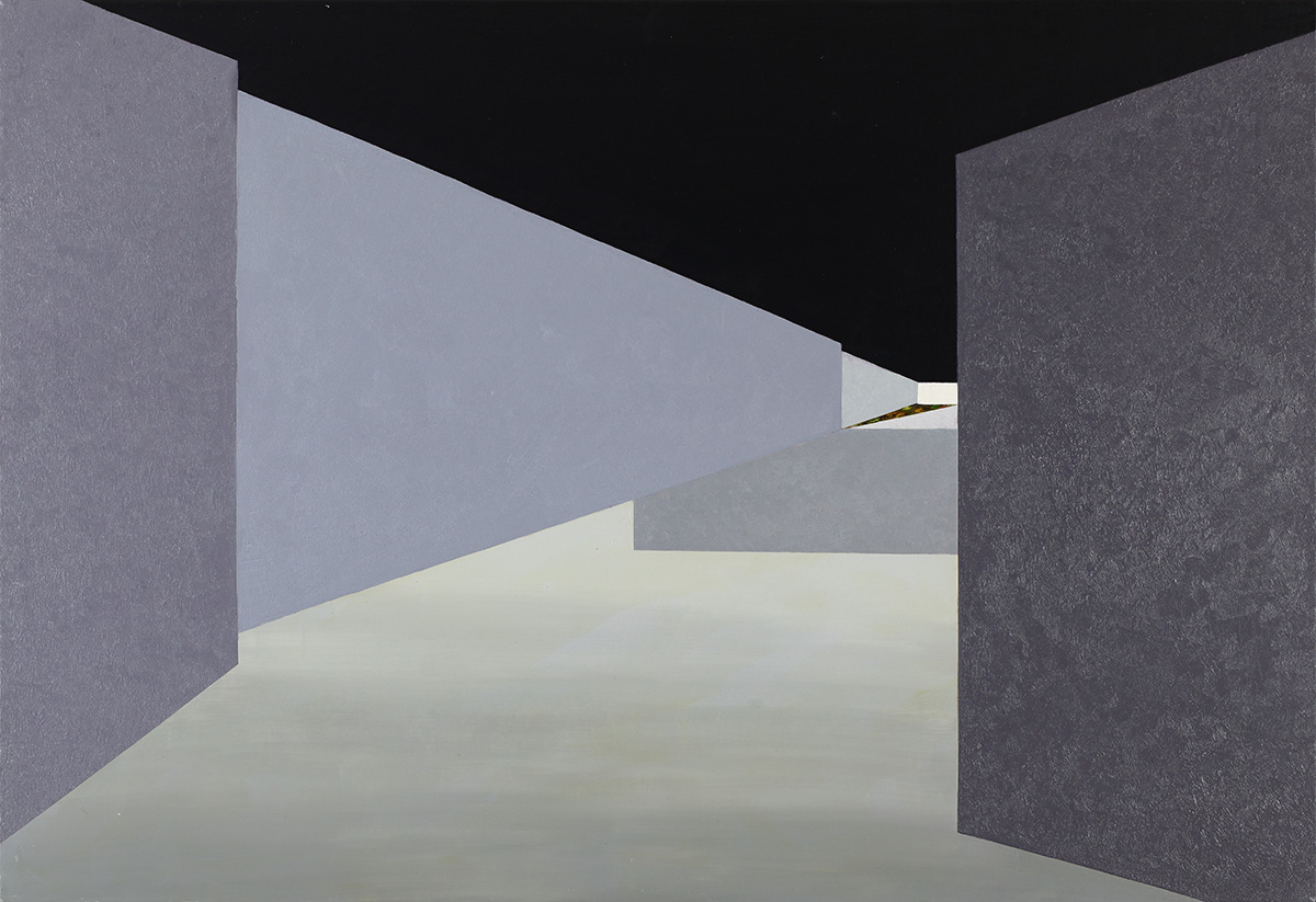 벽(壁)에 관하여Ⅰ︱162.2x112.0cm, Oli on canvas︱2020