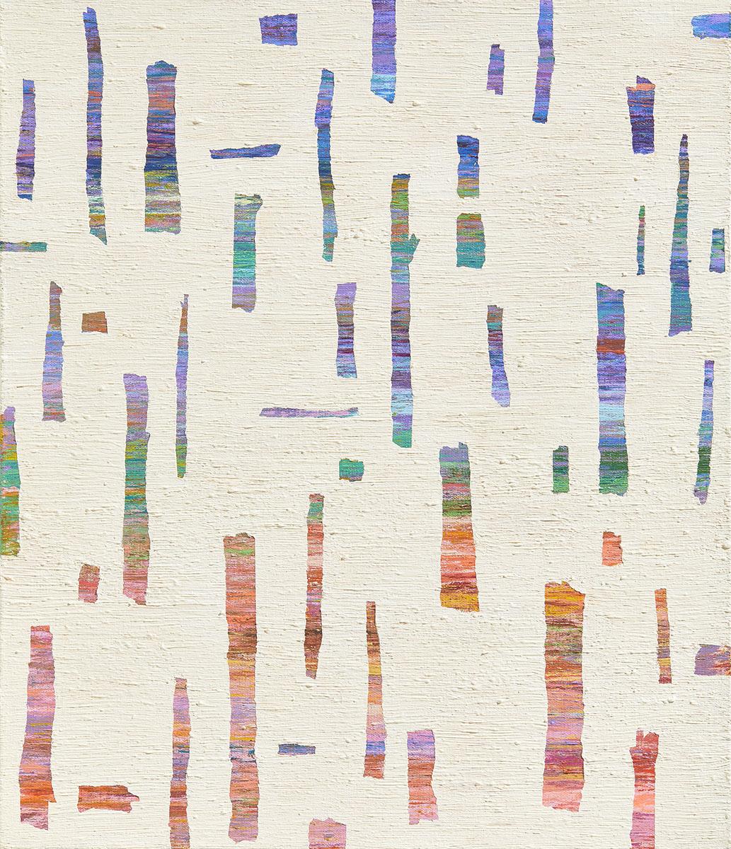 Dreaming Tree︱53.0x45.0cm, Acrylic on canvas︱2019