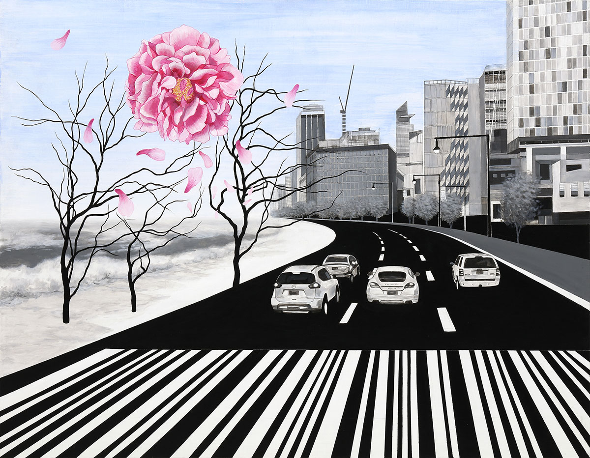 기억놀이11(Memory play)︱91.0x116.8cm, Acrylic On Canvas︱2020