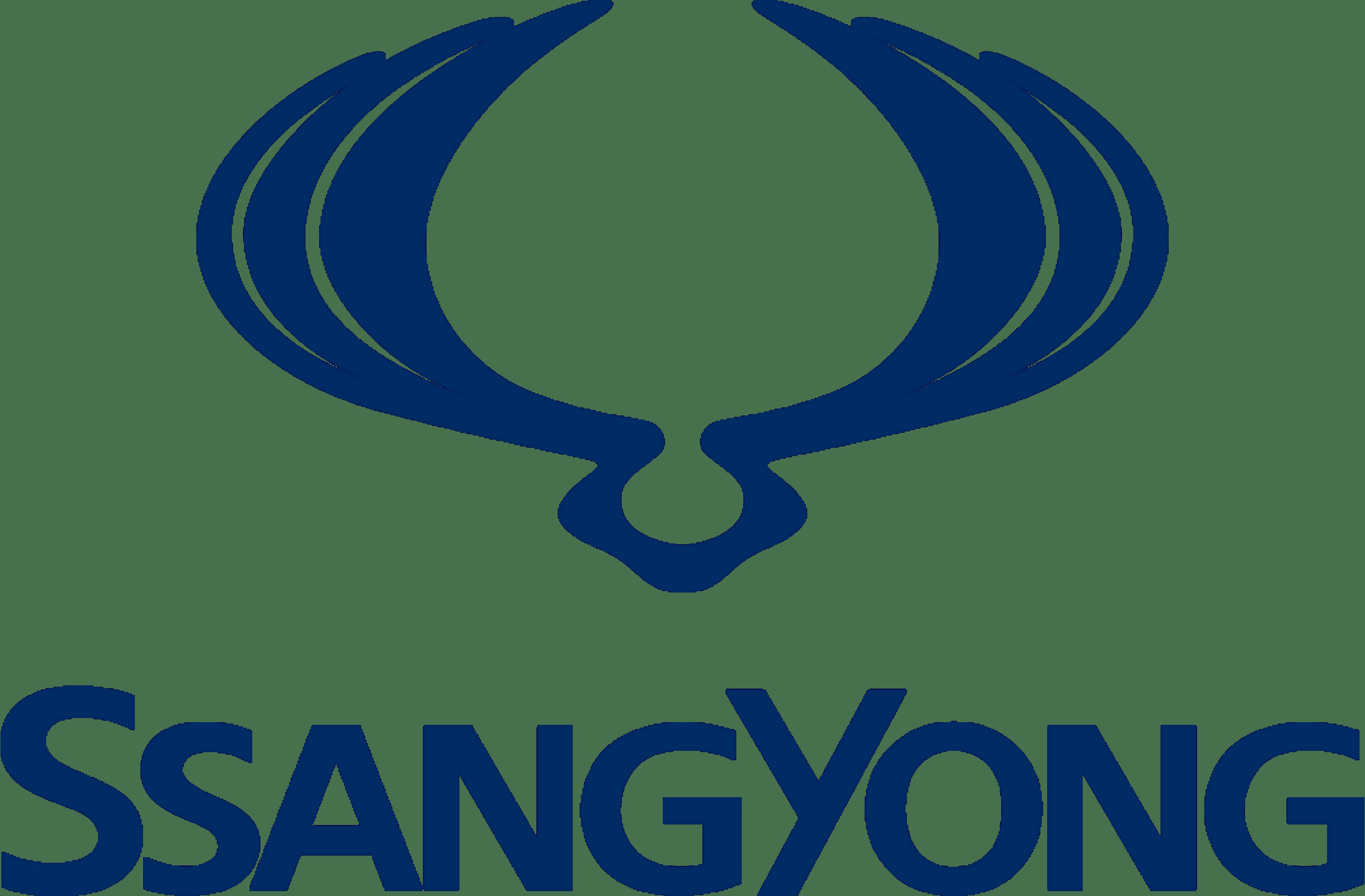 Ssang Yong Logo