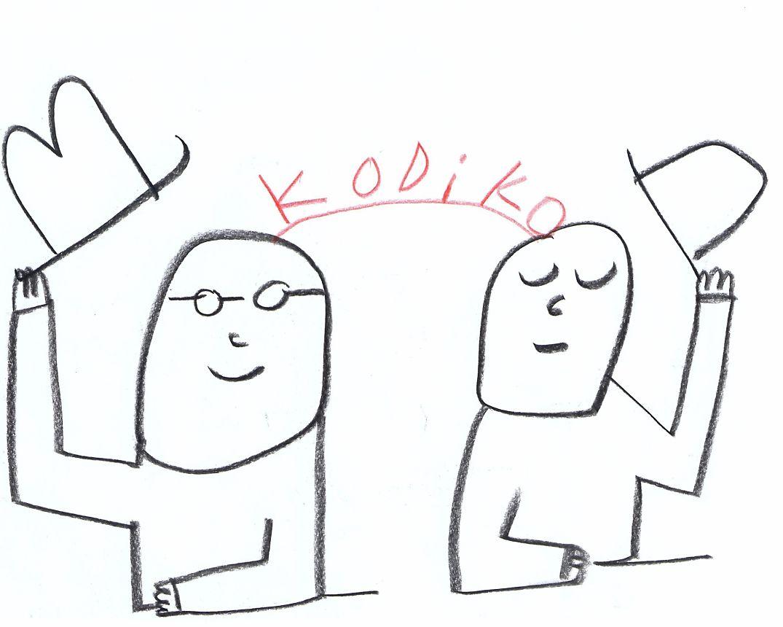 Kodiko réfugiés