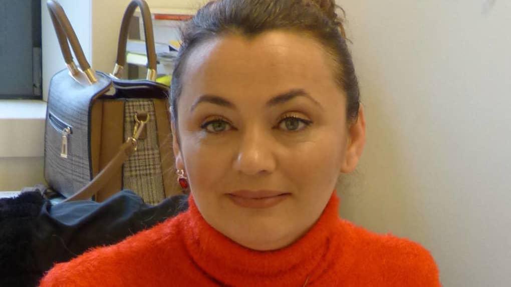 Elvira Haxhiu, citoyenne du monde