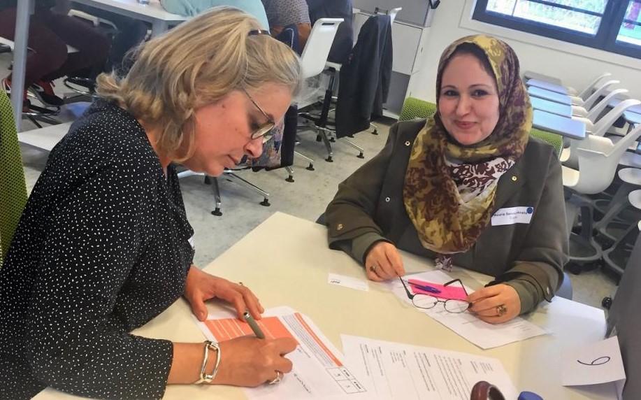 Réfugiés : l'intégration par le travail grâce à Kodiko