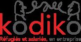 Logo de Kodiko - Réfugiés et salariés, en entreprise