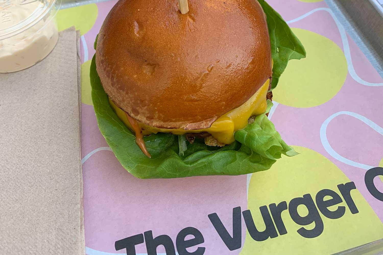 Plant-based Burger Startup