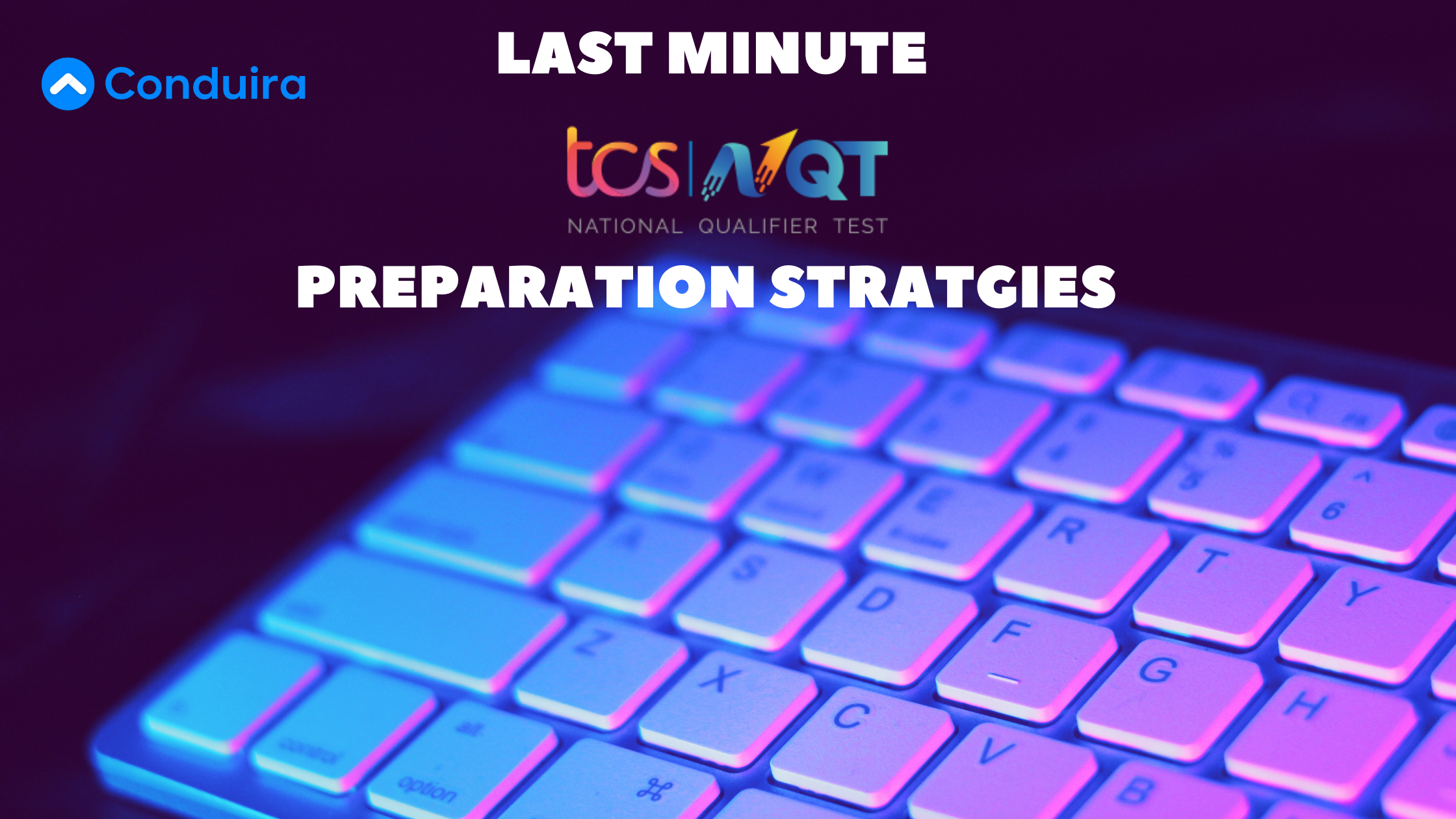 With just 9 days left for the TCS NQT you may be wondering how to crack the test. We understand your situation because every year lakhs of students