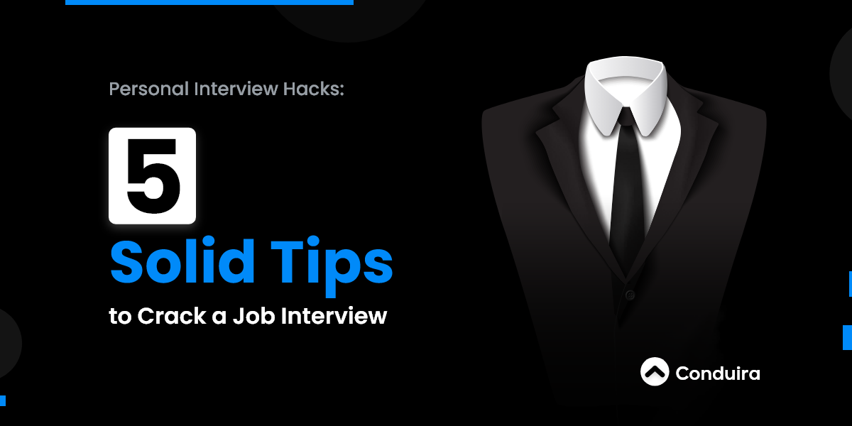 If an assessment test is one crucial half of a recruitment process, the personal interview fills the other half.