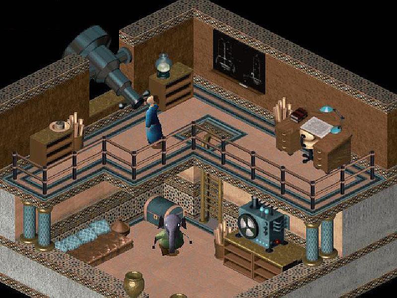 Little Big Adventure 2 screenshot