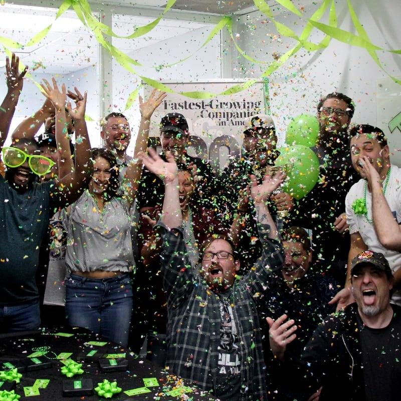 inc 5000 celebration
