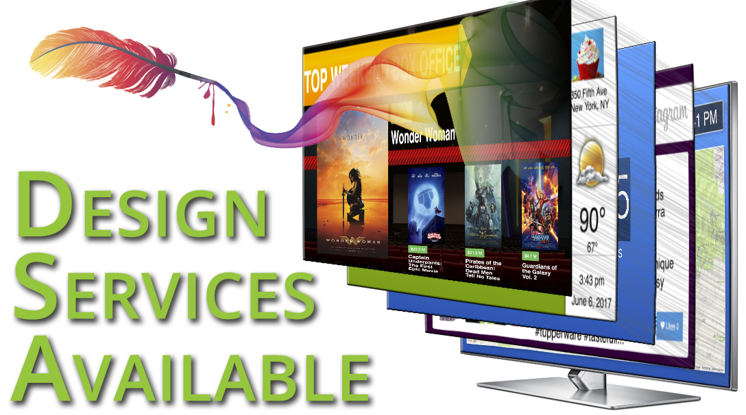 Design Services Available2