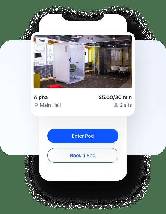 qubic booking app