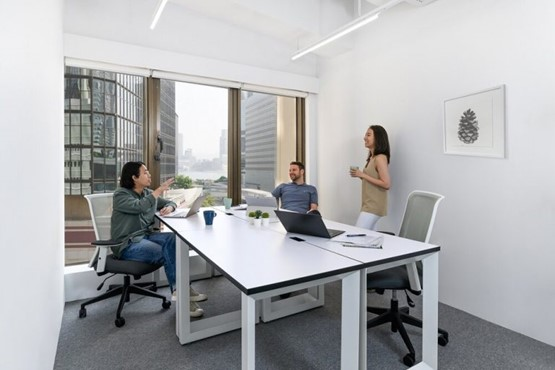 coworking admiralty