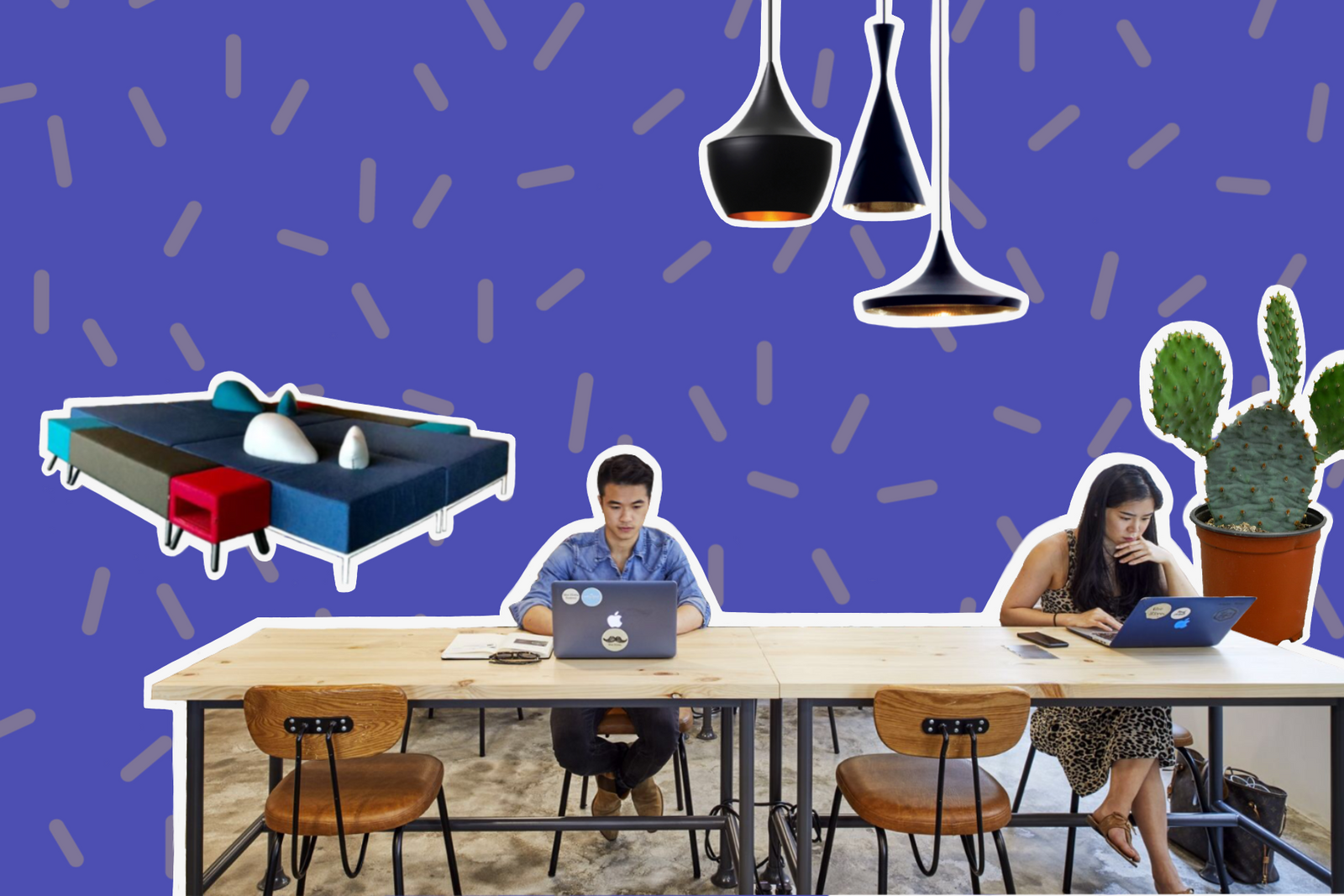 10 Unique Spaces for Work in Hong Kong