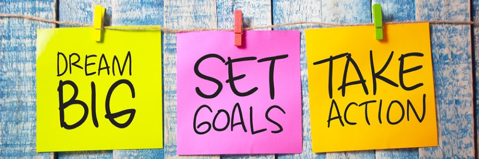 goal setting actions