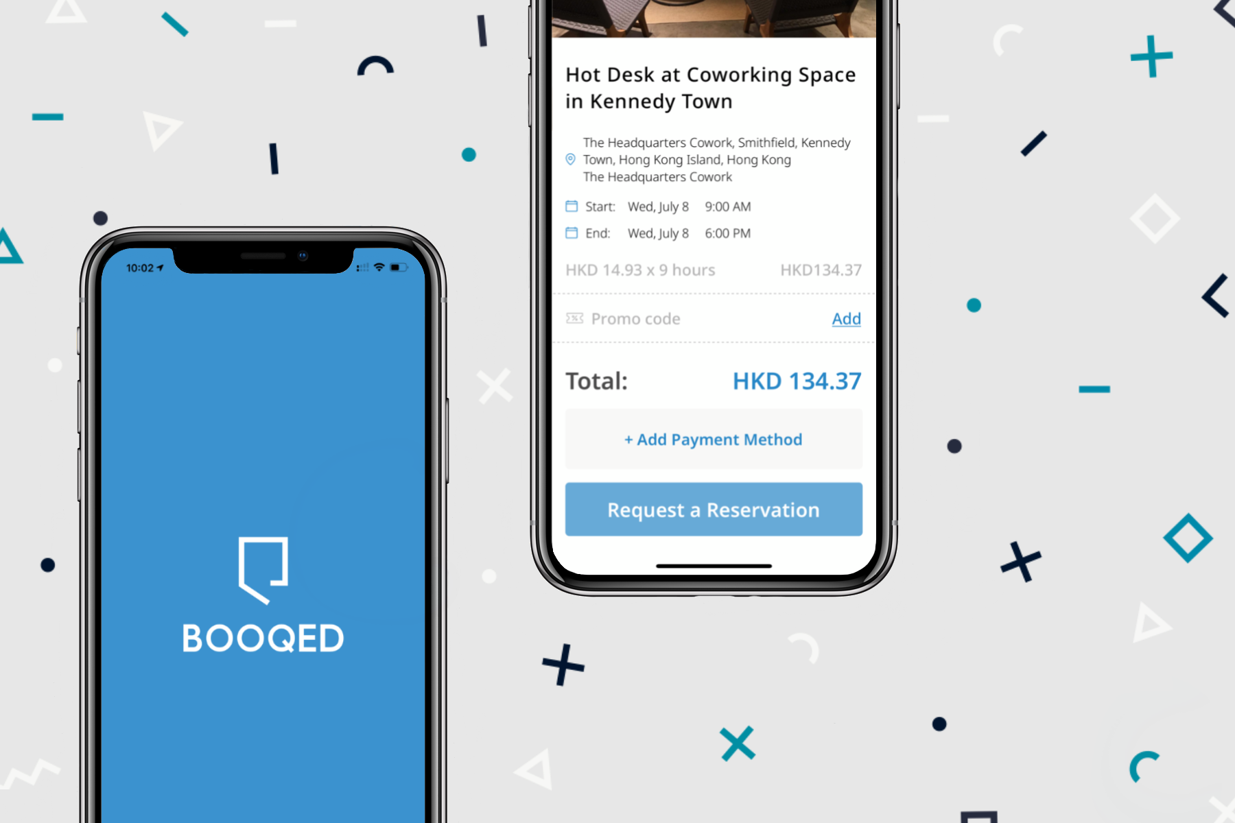 5 Reasons to Use the BOOQED App to Get a Hot Desk