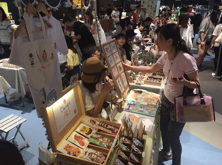 D2 Place Weekend Markets activities lai chi kok