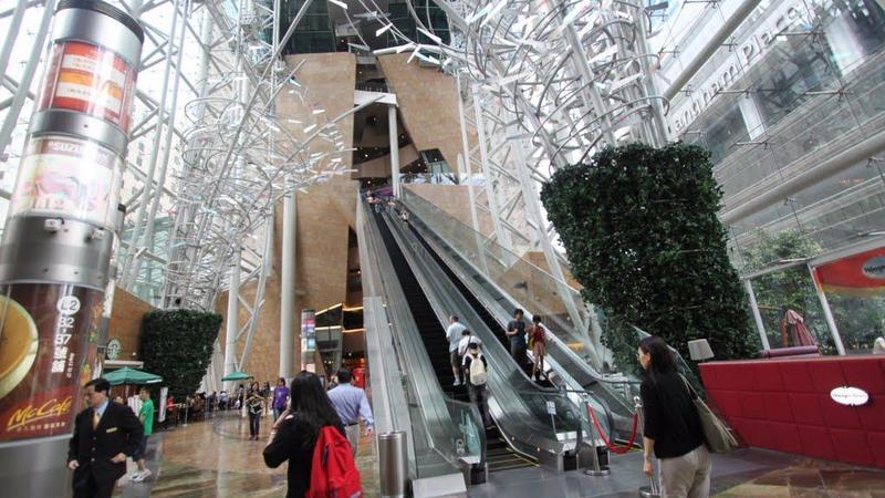 Langham Place Mall Hong Kong