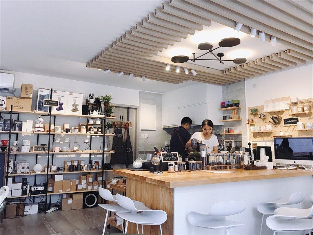 Cohee Studio Coffee Hong Kong Yuen Long