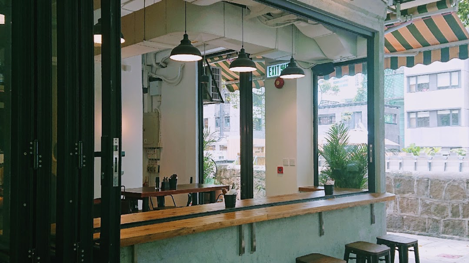 Wan Chai Cafe