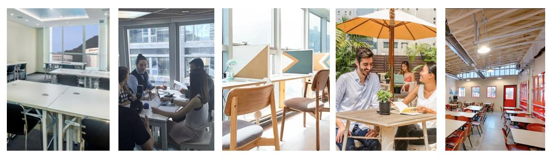 Hong Kong Coworking Spaces
