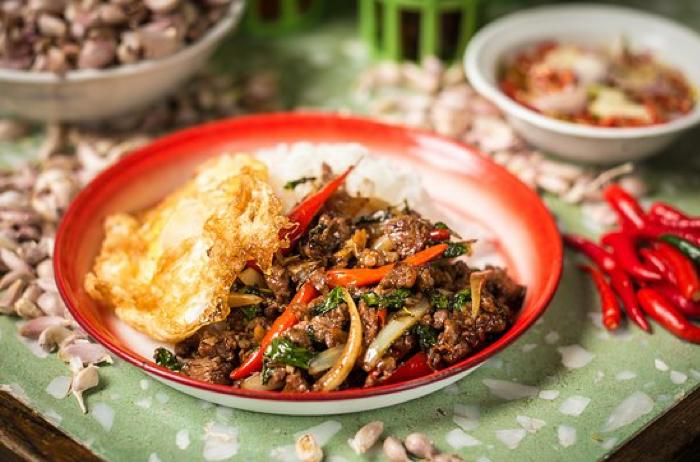 Wan Chai Thai Food