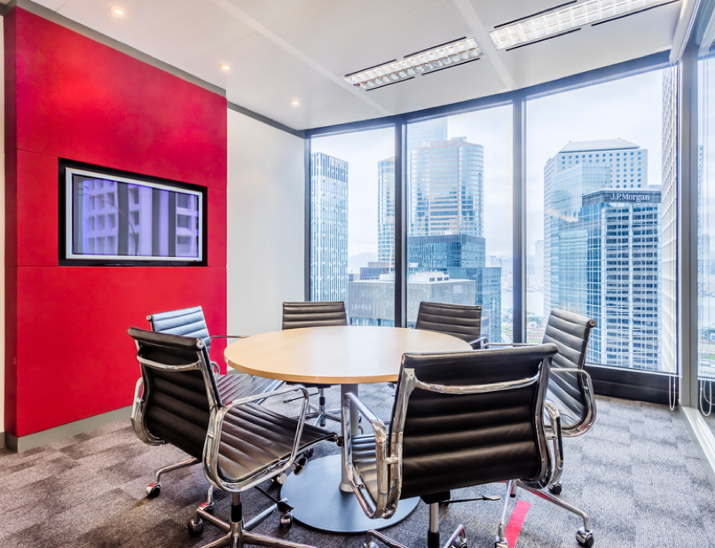 Hong Kong coworking space