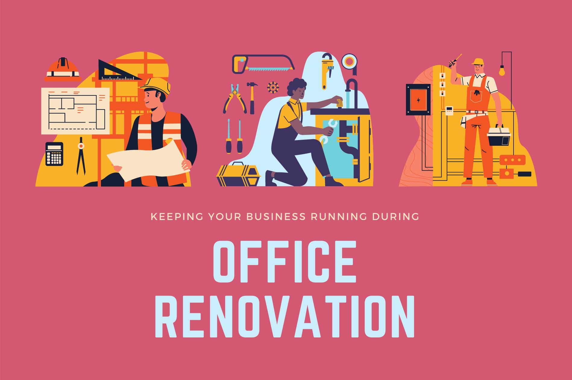 office renovation hong kong