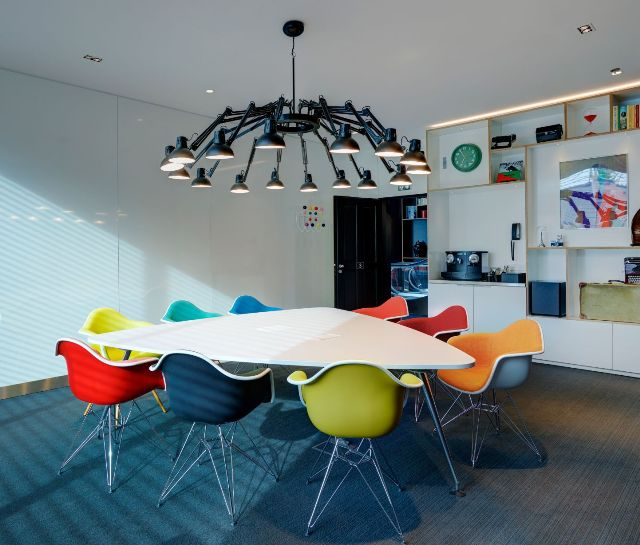 meeting room booking service