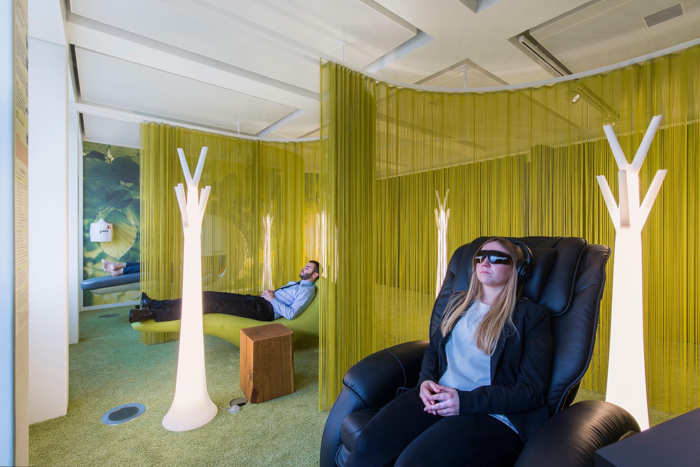 Nap lounge office