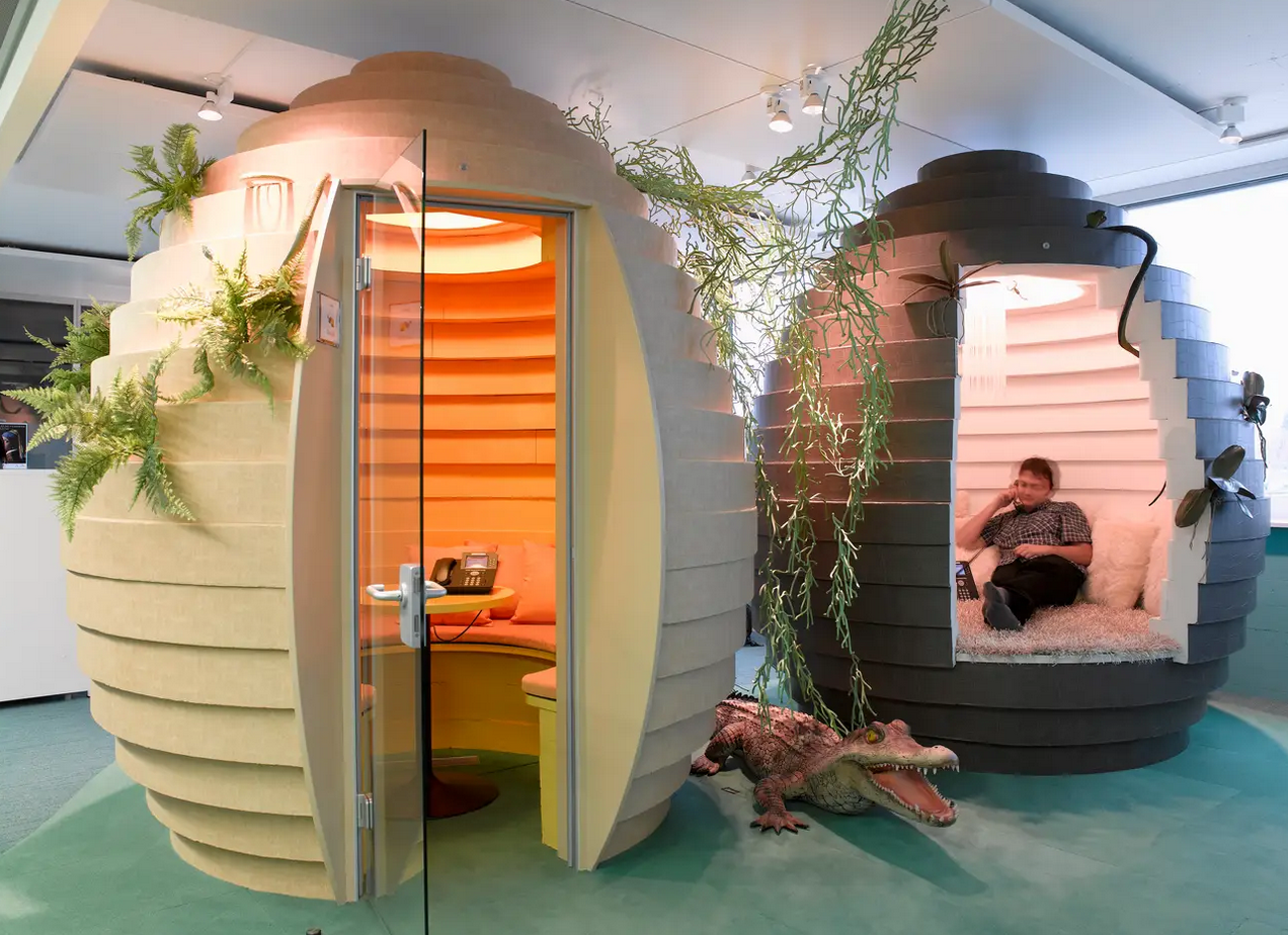 Six alternative uses for your office pod
