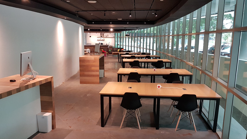 Singapore coworking space