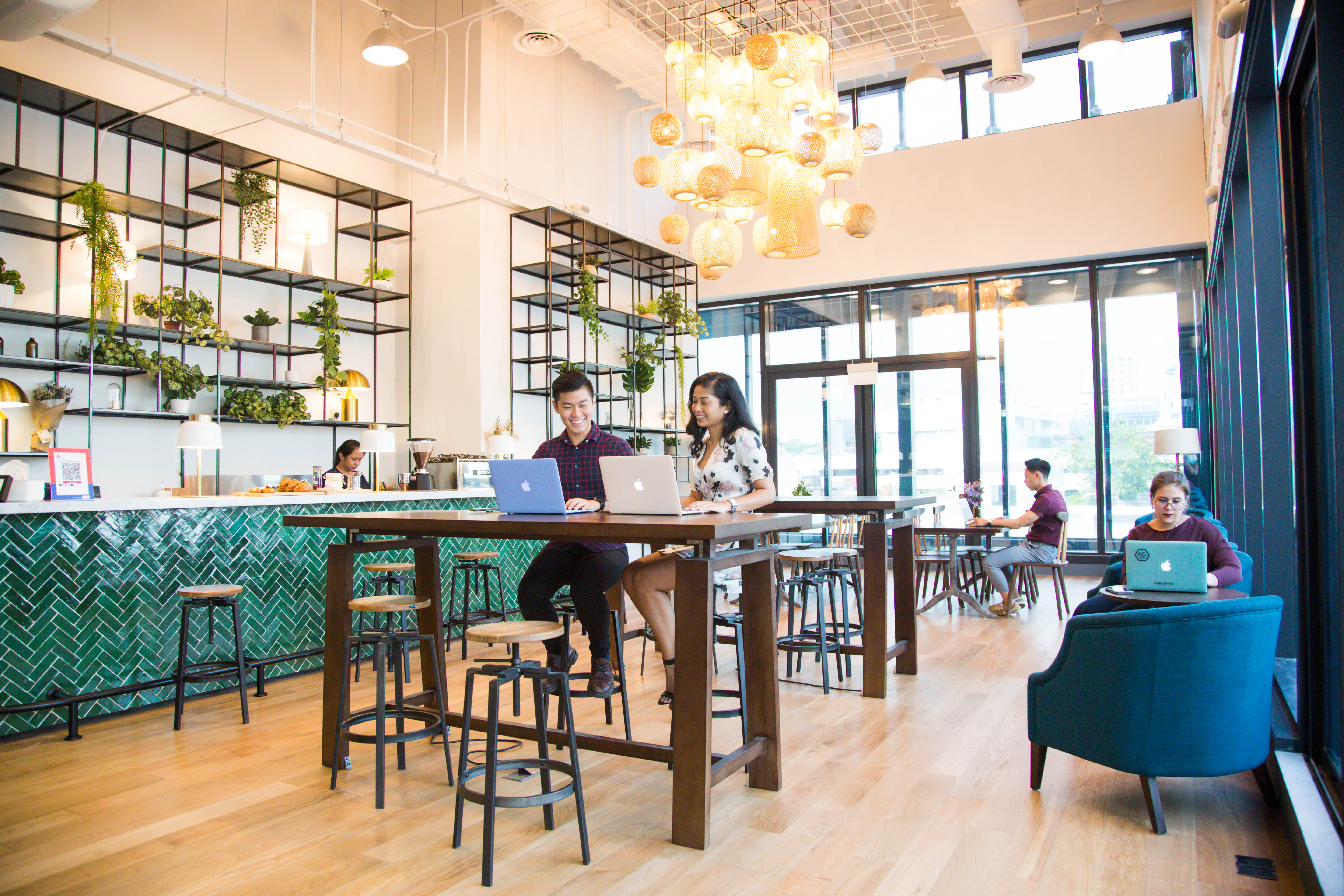 Coworking space Singapore The Hive