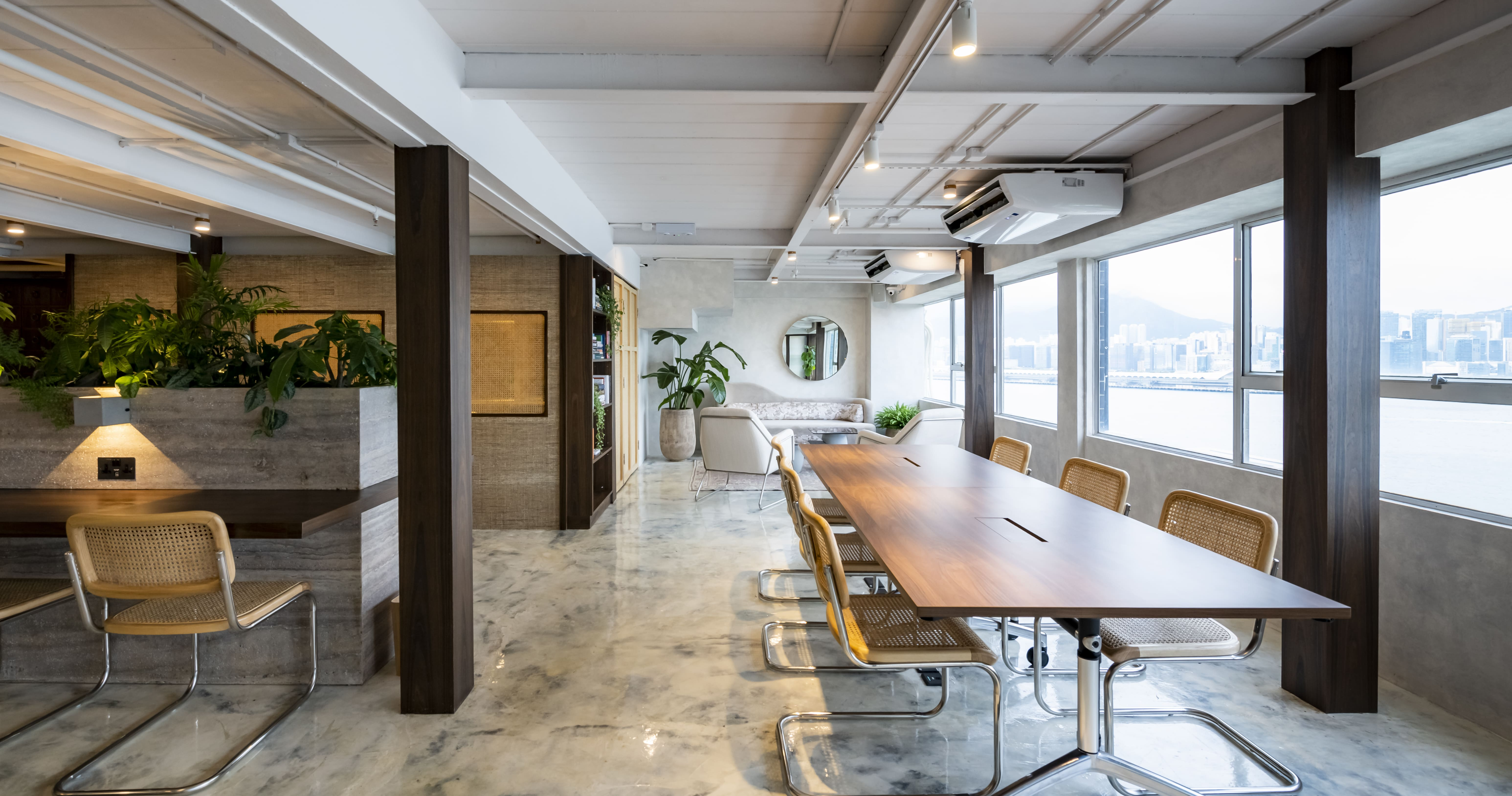 Want to integrate sustainable principles and eco-friendly operations into your business? Check out Banyan Workspace