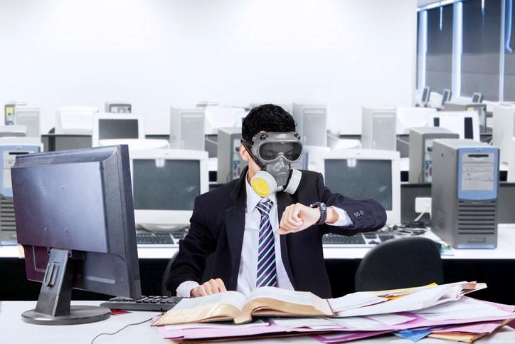 Office air quality