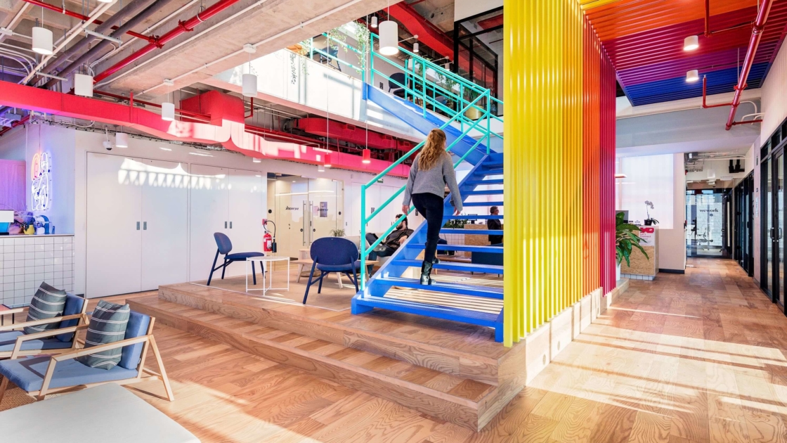 What will a smart office actually look like?