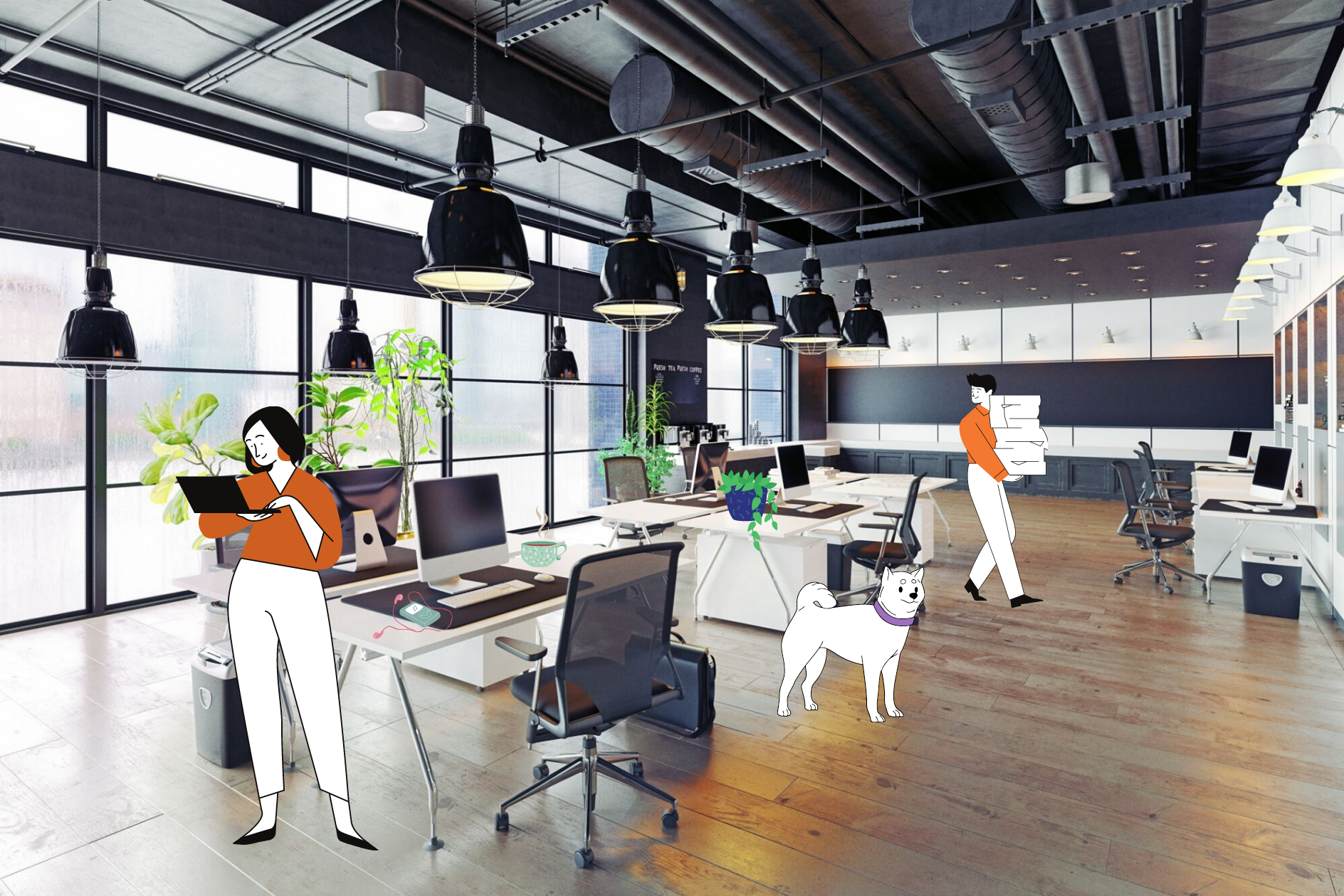 Why Rent a Temporary Office Space? Here's Why It's a Good Option