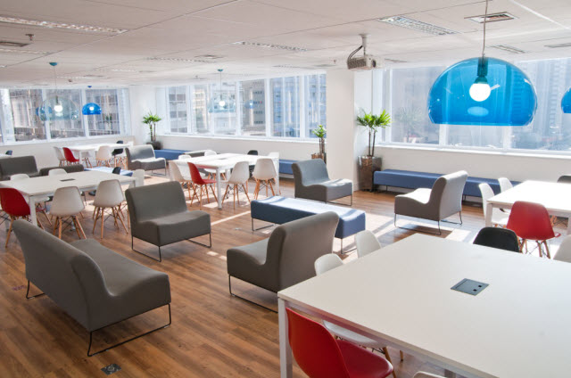 working from home tips coworking space