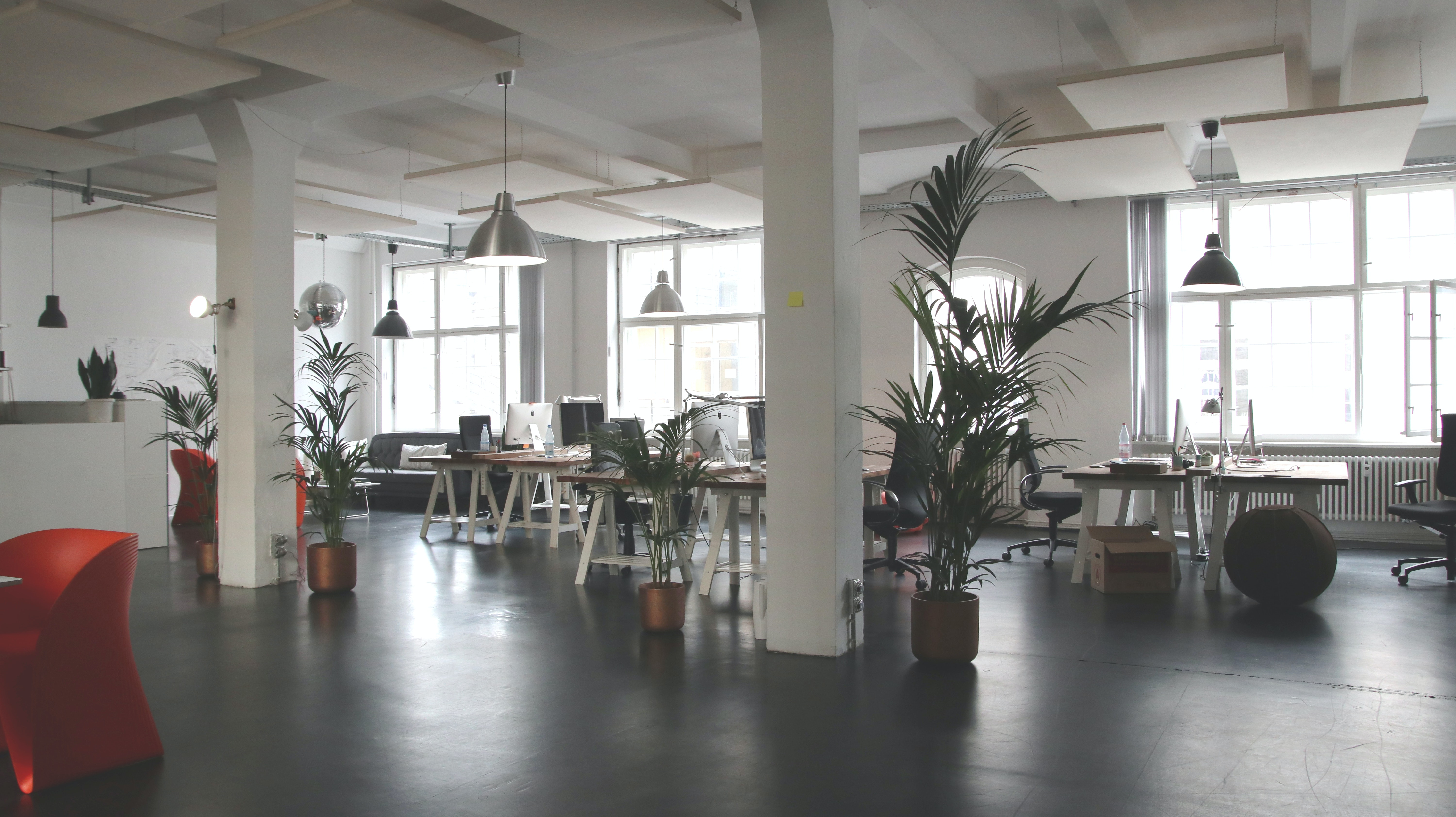 Good interior design in today's offices is essential: here's why