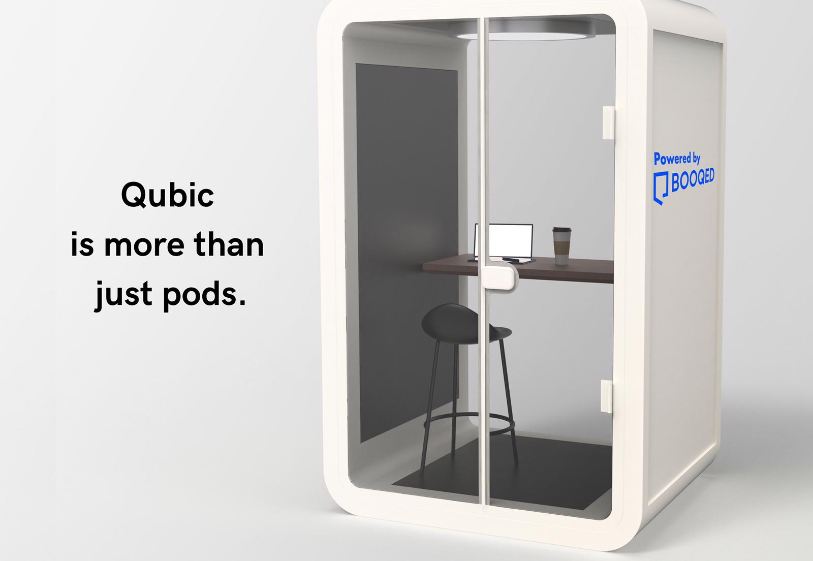 qubic work pod
