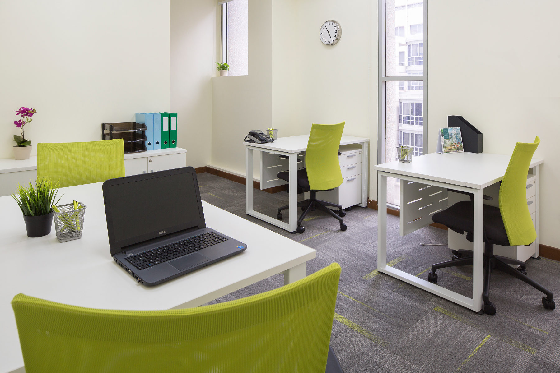Coworking Space Singapore Park Avenue Serviced Office