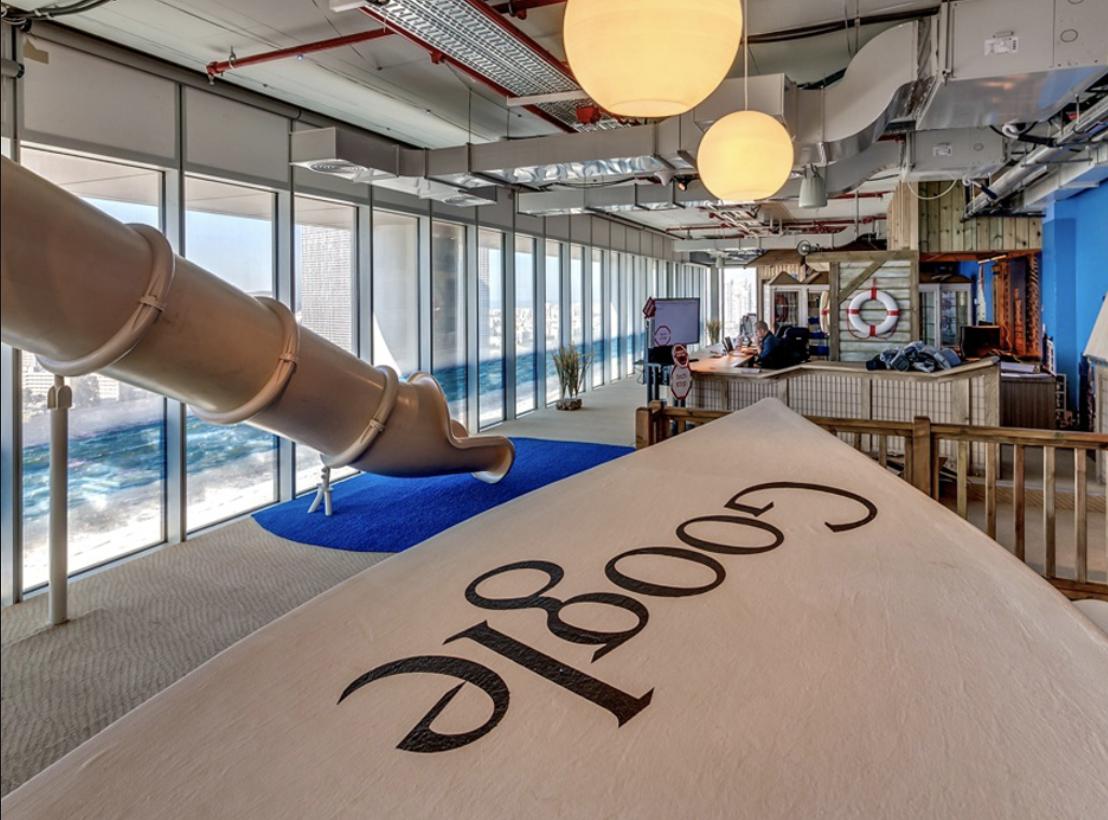google office amenities
