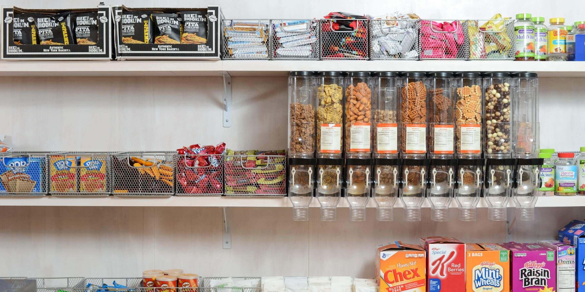 office snacks perks
