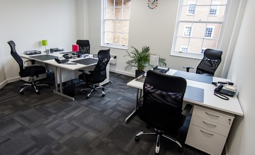 Make the most of a small office with these tips!