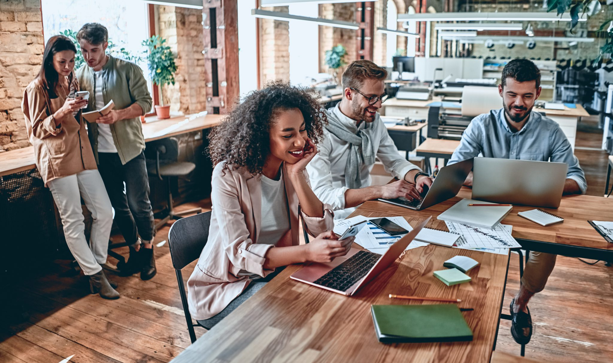 What do your employees really want in a workplace?