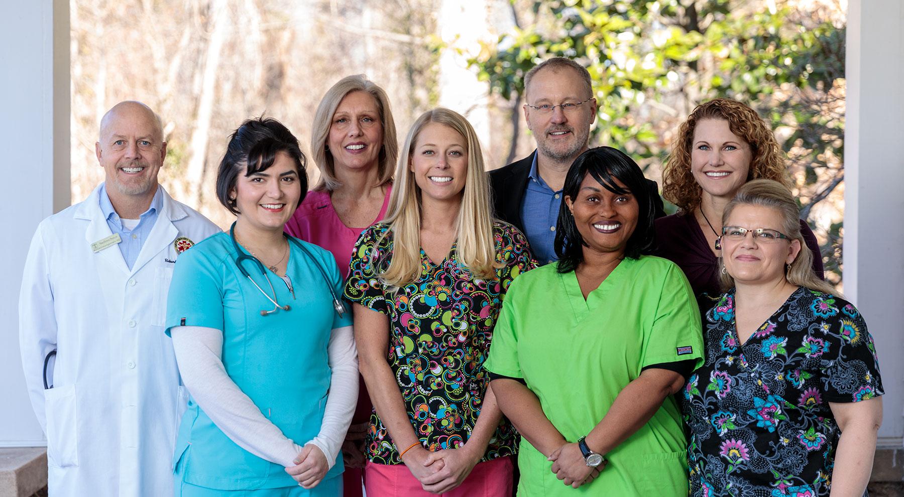 Triad Clinical Trials team